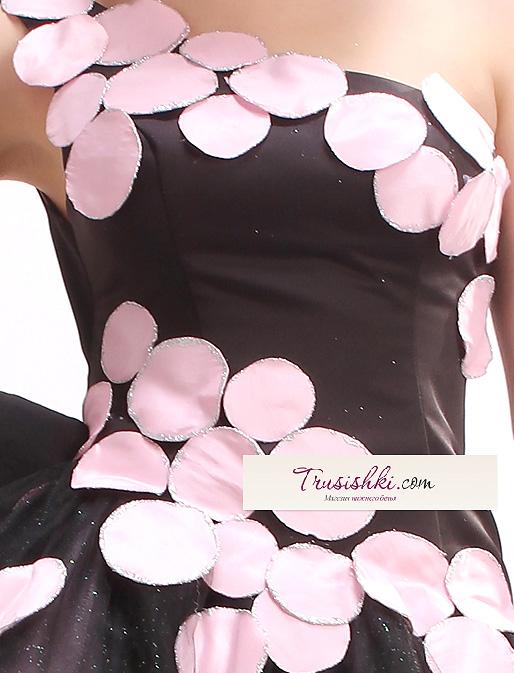 Платье с пышной юбкой с доставкой