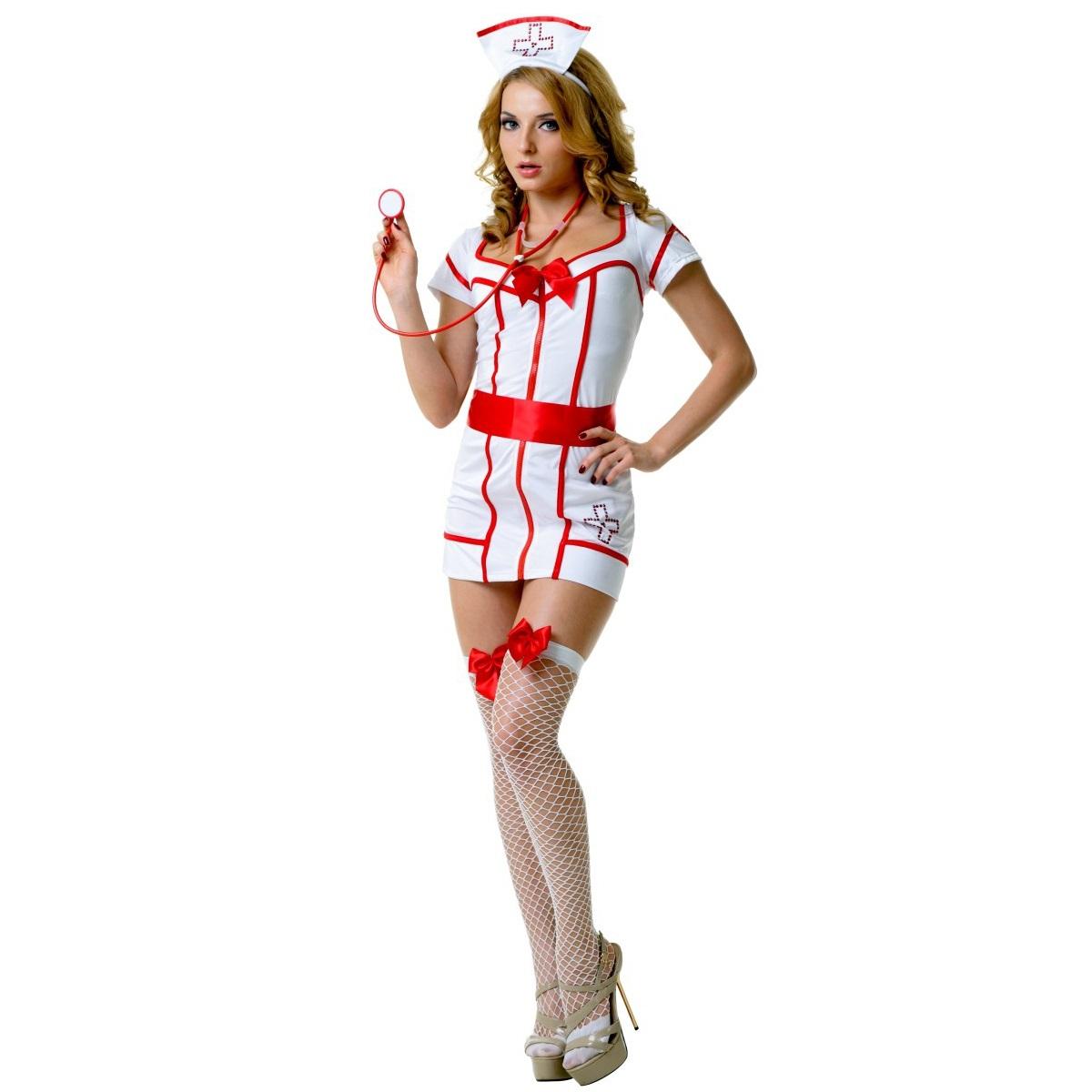 Ролевой костюм медсестры 7 фотография