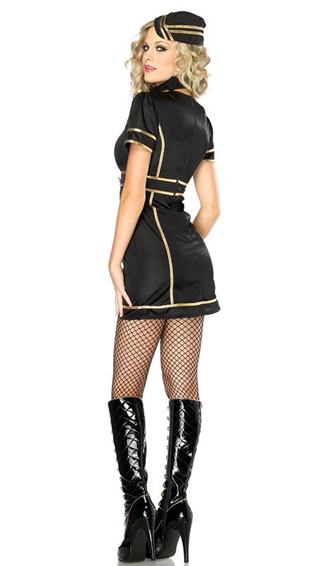 Черное с золотом платье доставка