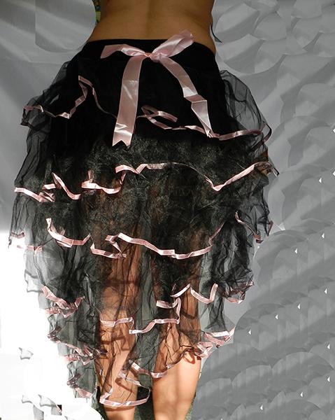 Apairasparediyfishtailskirt7 15 simply diy clothing tutorials
