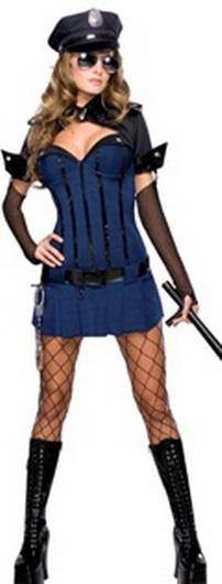 Женский синий костюм с доставкой