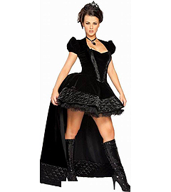 Luxury costumes wicked queen halloween costume