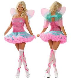 Сексуальное платье феи для взрослых