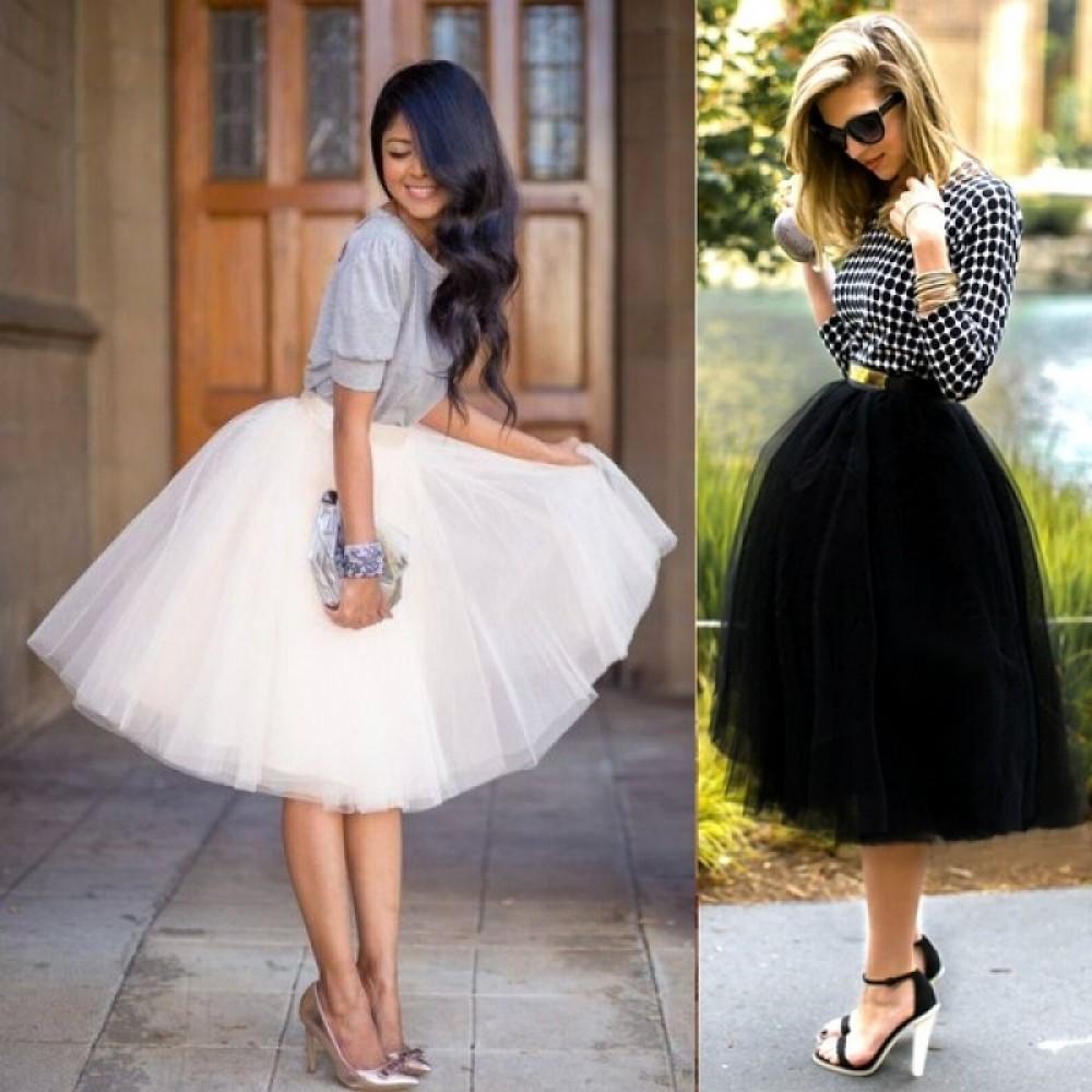 Сколько стоят юбки пышные