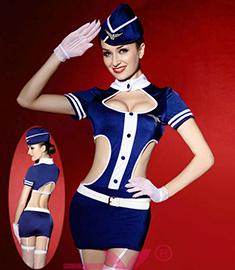 Сексуальный наряд стюардессы