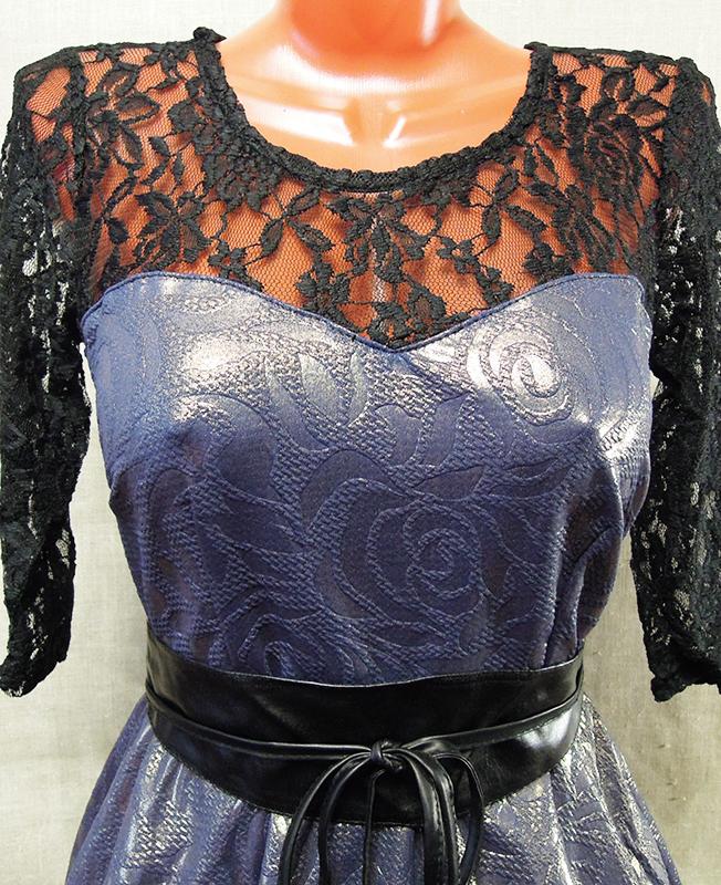 ..Модный принт Платье 1