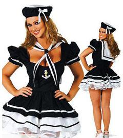 Женский костюм морской доставка