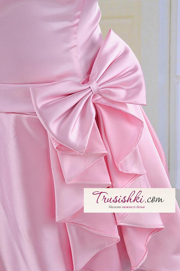 Платье С Бантом С Доставкой